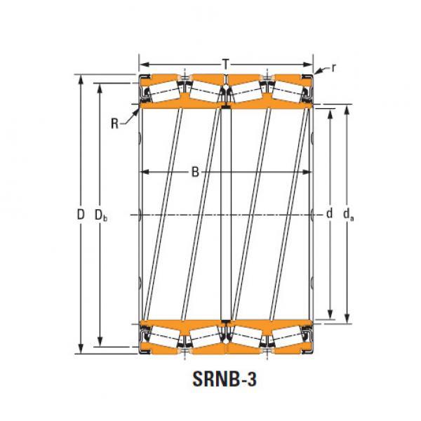 Bearing Bore seal k161682 O-ring #2 image