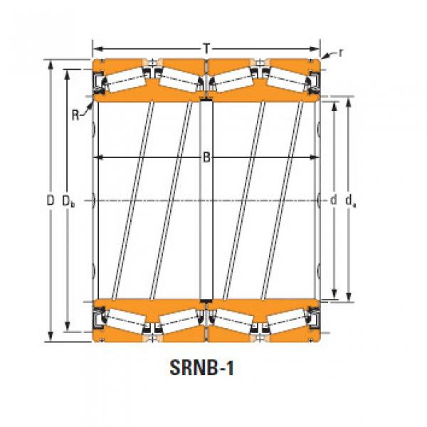 Bearing Bore seal k161682 O-ring #1 image